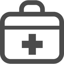 256救急箱のフリーアイコン1 (2)
